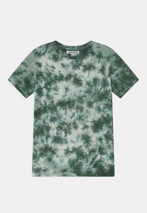TEE - T-shirt print - grape leaf