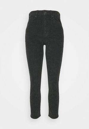 MOM - Pantaloni - black