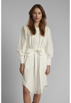 NUSUMMER DRESS - Day dress - bright white