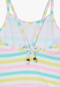 Sunuva - GIRLS STRIPE STRAPPY SWIMSUIT - Kostium kąpielowy - multi coloured