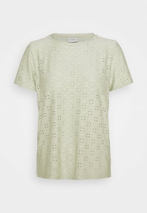 JDYCATHINKA - Print T-shirt - swamp