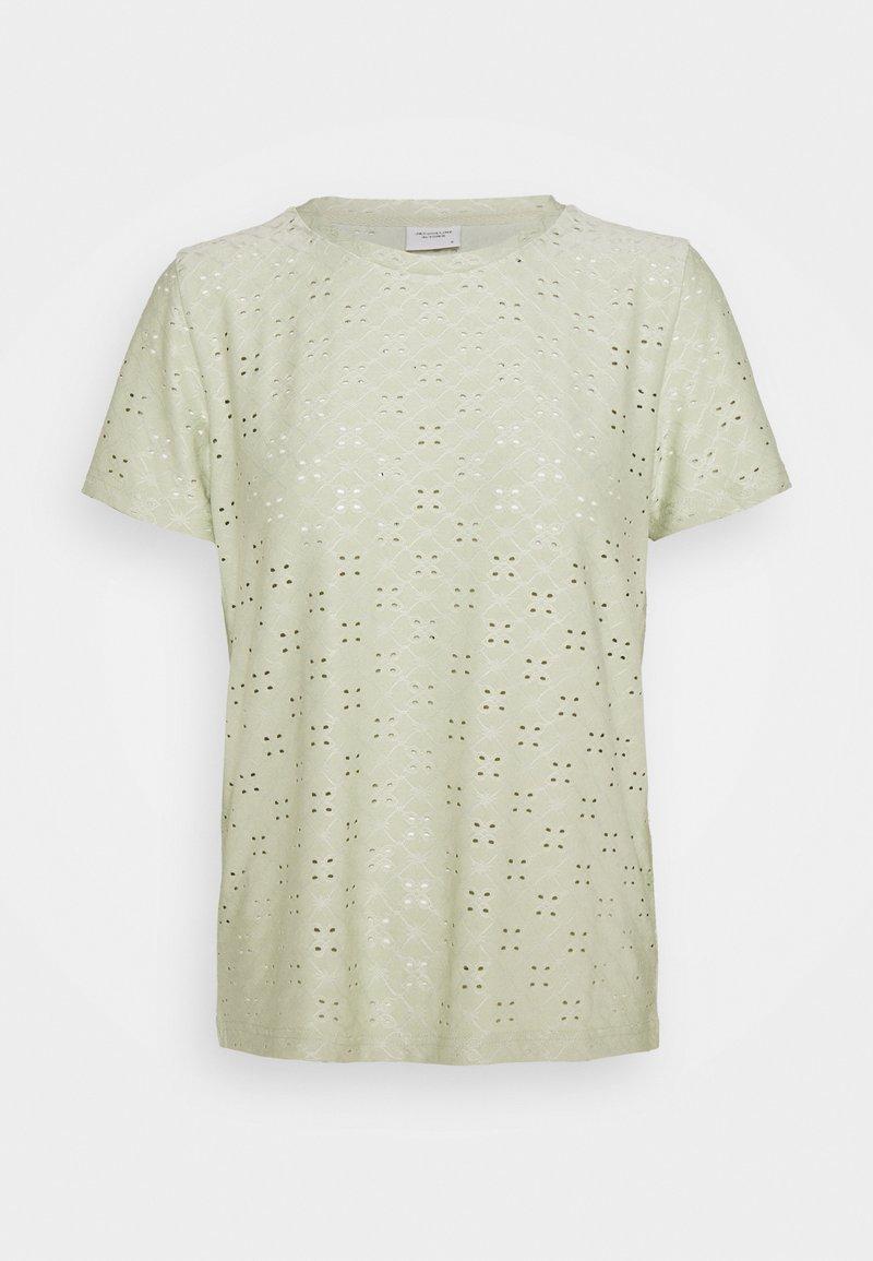 JDY - JDYCATHINKA - Print T-shirt - swamp