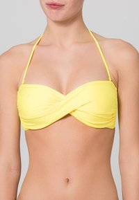 Seafolly - SHIMMER - Bikini top - lemon drop - 1