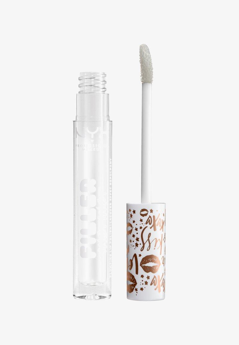 Nyx Professional Makeup - FILLER INSTINCT PLUMPING LIP POLISH - Lipgloss - 1 lets glaze