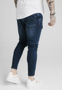 SIKSILK - SKINNY  - Jeans Skinny Fit - dark-blue denim - 4