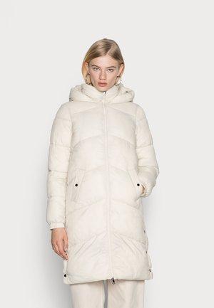 VMUPPSALA LONG JACKET - Winter coat - birch
