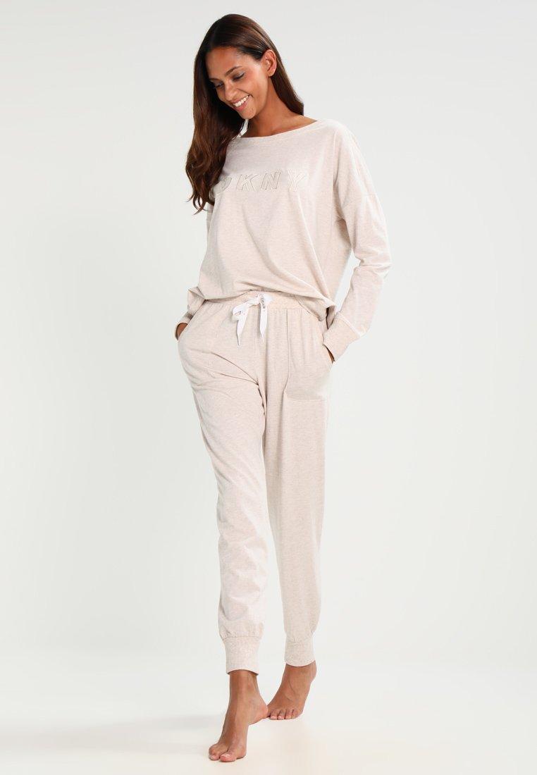 DKNY Intimates - Pyjama set - shell heather