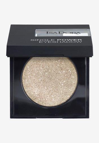 SINGLE POWER EYESHADOW - Eye shadow - glossy diamonds
