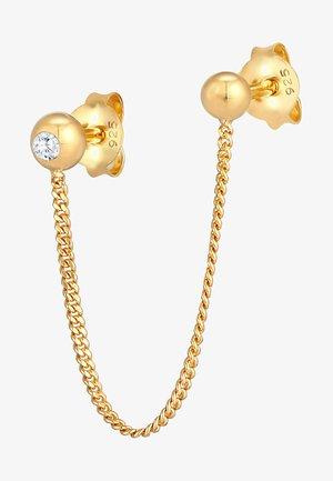 BASIC CONNECTED - Orecchini - gold