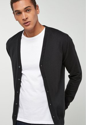 LIGHTWEIGHT  - Cardigan - black