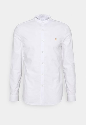 BREWER - Chemise - white