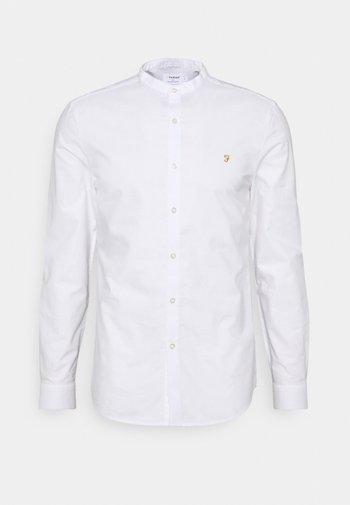 BREWER - Camicia - white