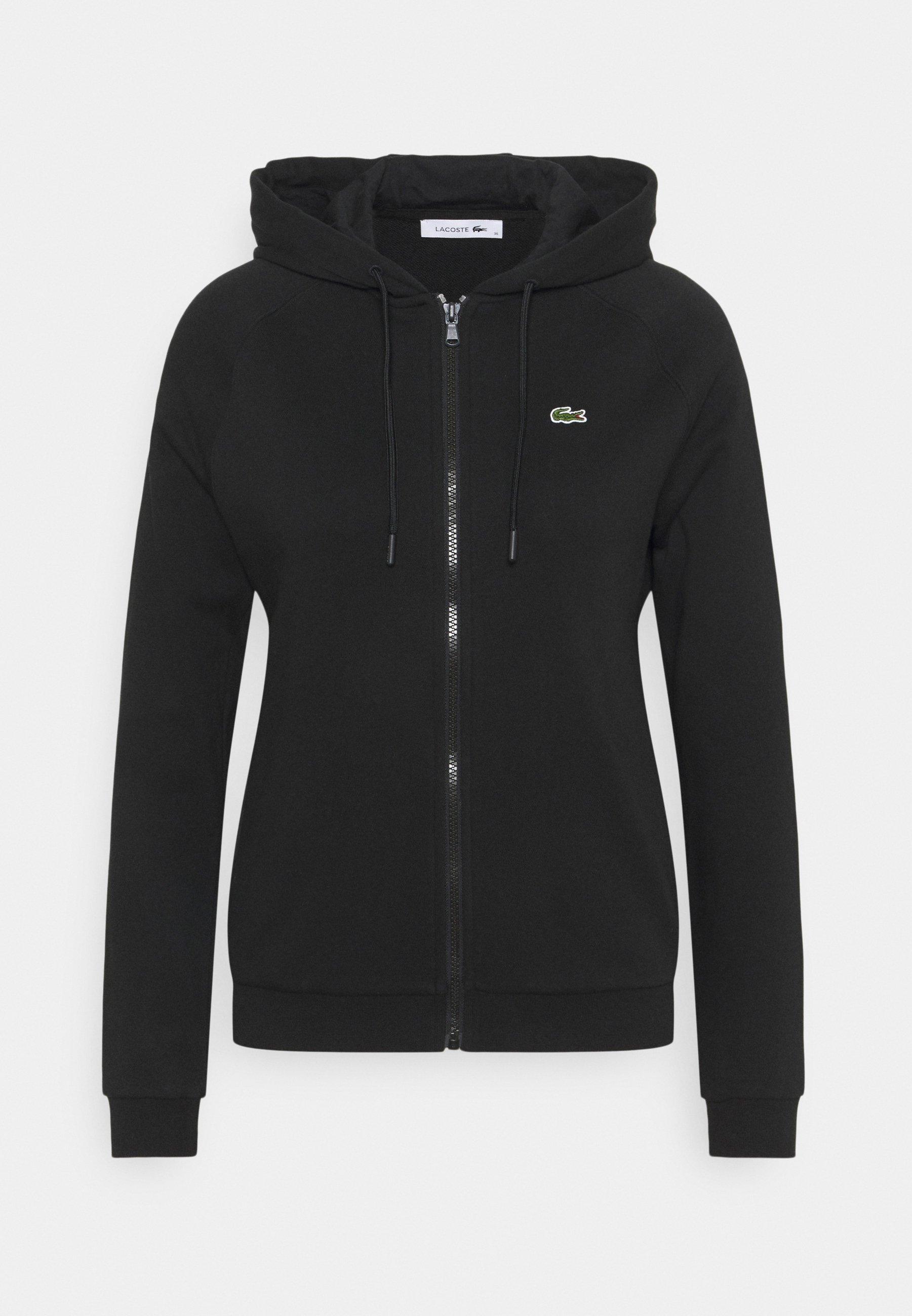 Women HOOD JACKET - Zip-up sweatshirt