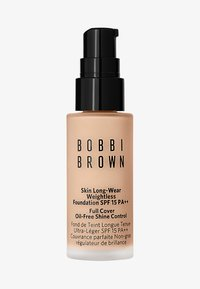 Bobbi Brown - MINI SKIN LONG-WEAR WEIGHTLESS FOUNDATION - Foundation - warm porcelain - 0