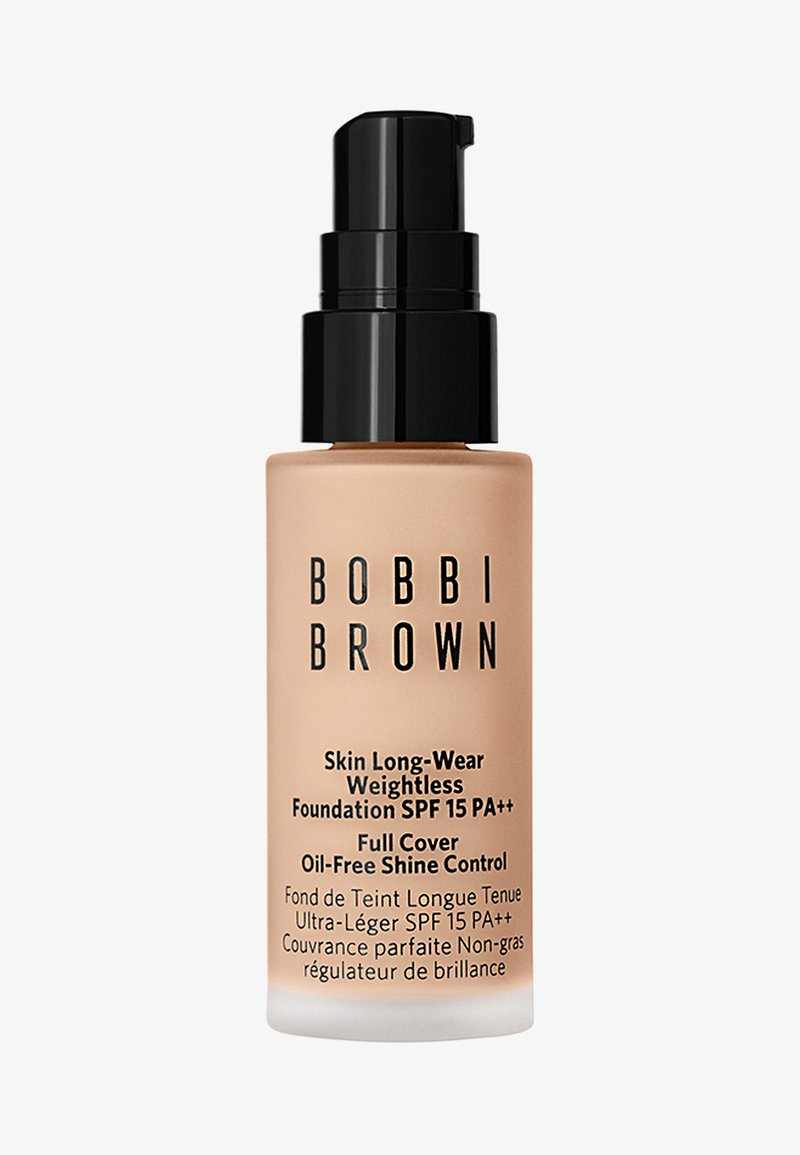 Bobbi Brown - MINI SKIN LONG-WEAR WEIGHTLESS FOUNDATION - Foundation - warm porcelain