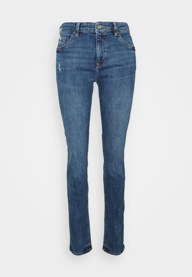 edc by Esprit - Skinny džíny - blue denim
