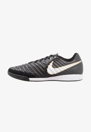 TIEMPOX LIGERA IV IC - Indoor football boots - black/white