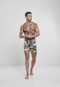 Brandit - Boxer shorts - grey - 1