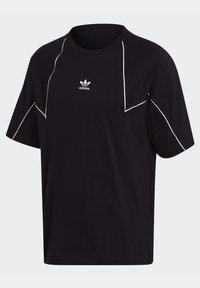 adidas Originals - Print T-shirt - black - 11