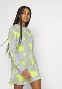 Nike Sportswear - DRESS - Jersey dress - barely green - 3