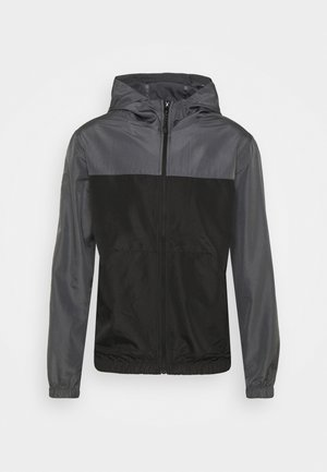 ASHBLOCK - Chaqueta de entrenamiento - grey/black