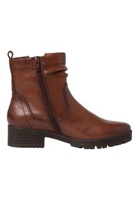 Jana - STIEFELETTE - Ankle boots - cognac - 2