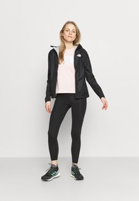 The North Face - FIRST DAWN PACKABLE JACKET - Veste Hardshell - black - 1