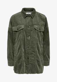 JDY - Button-down blouse - grape leaf - 5