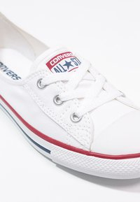 Converse - CHUCK TAYLOR ALL STAR BALLET LACE - Sneakersy niskie - blanc - 5