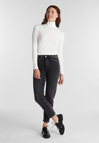 Esprit - CORE - Long sleeved top - off white - 1