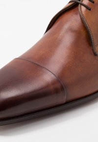 Magnanni - Business sko - catalux/cognac - 5