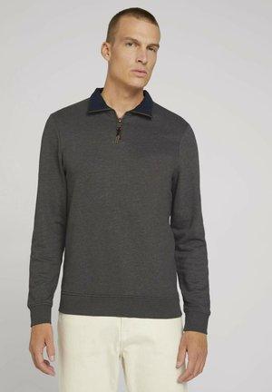 Polo shirt - cyber grey melange