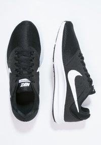 Nike Performance - DOWNSHIFTER 7 - Obuwie do biegania treningowe - black/white/anthracite - 1
