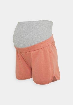 PCMLINSA BUMPBAND LOUNGE  - Shorts - desert sand