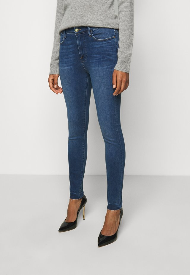 LE HIGH RAW EDGE - Jeans Skinny Fit - ambrose