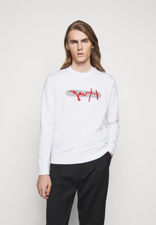 DICAGO - Sweatshirt - white