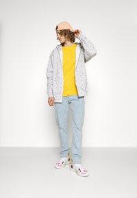 Pegador - SEVILLA PATTERN JEANS - Straight leg jeans - light blue - 4