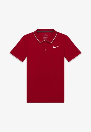 Sports shirt - gym red/white/white