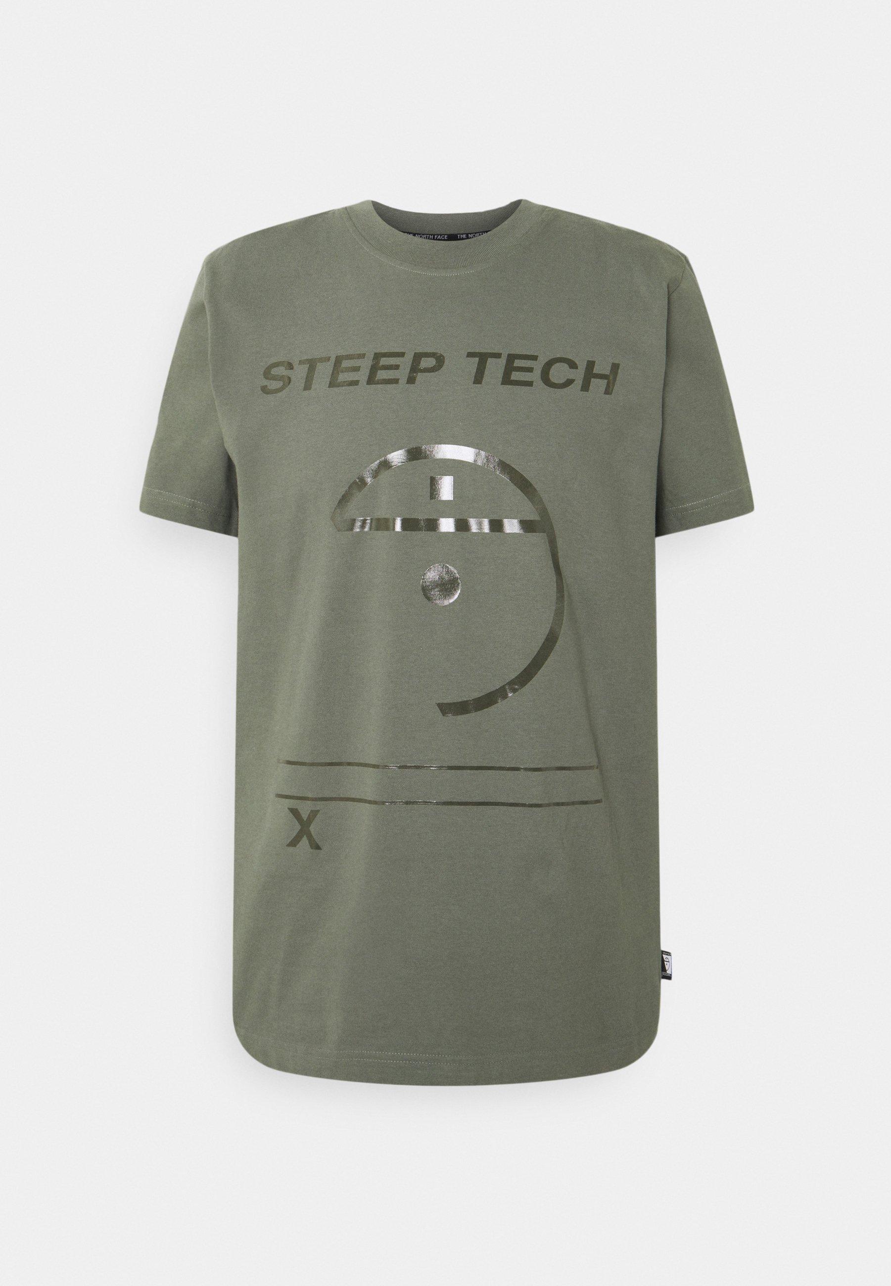 Homme STEEP TECH LIGHT - T-shirt imprimé