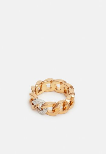 FASHION JEWELRY UNISEX - Ring - gold-coloured