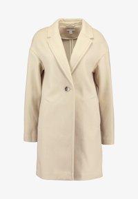 Topshop - JANE CHUCK ON - Classic coat - oat - 3