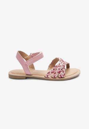 Sandály - pink
