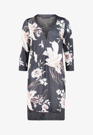 Robe d'été - dark blue-rosé