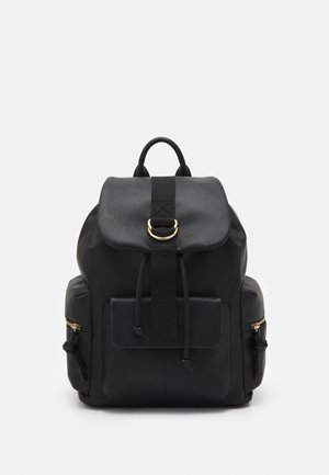 RING BACKPACK ABERDEEN HARDWEAR - Batoh - black