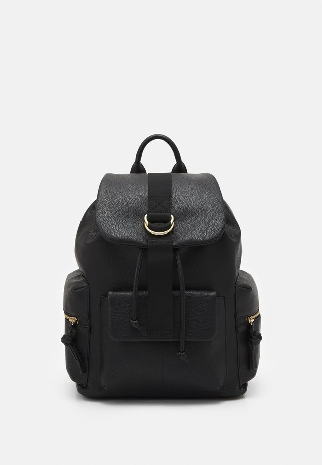 RING BACKPACK ABERDEEN HARDWEAR - Zaino - black