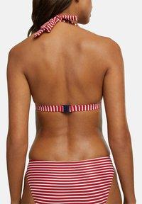 Esprit - Bikini top - red - 4