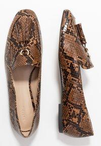PARFOIS - Scarpe senza lacci - brown - 3