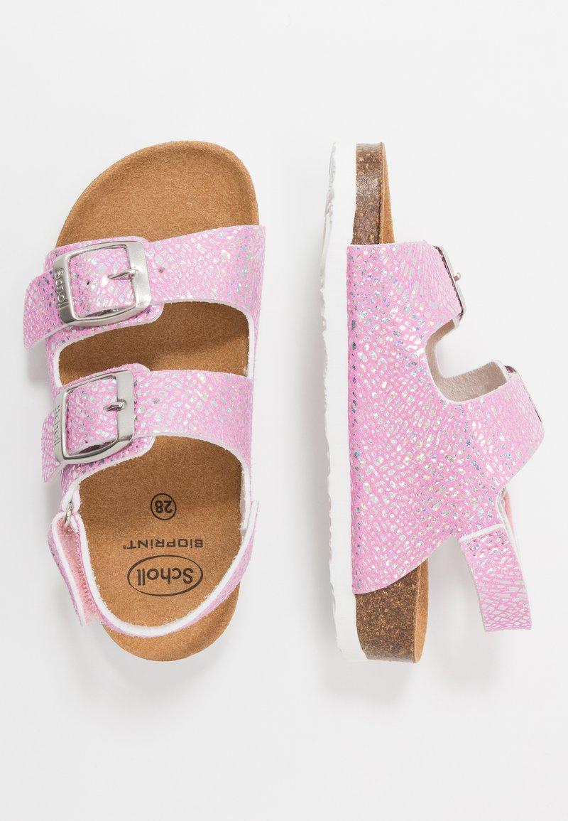 Scholl - MAZDANIE - Sandals - rose