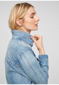 s.Oliver - Denim jacket - light blue - 5