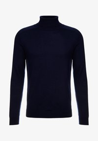 Benetton - ROLL NECK - Jumper - dark blue - 4